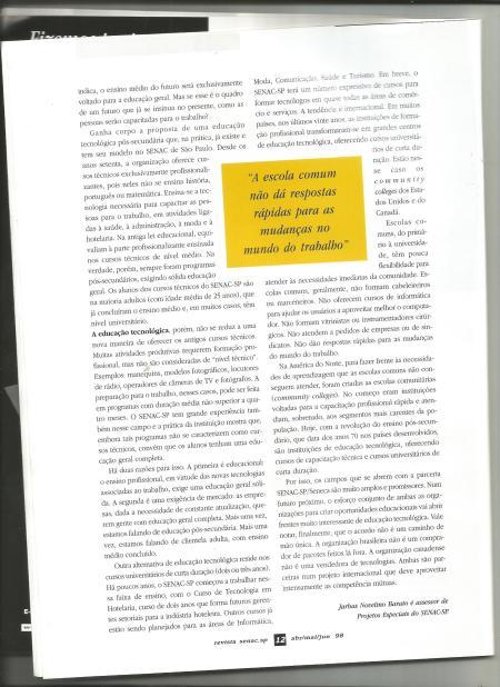 artigo ssp